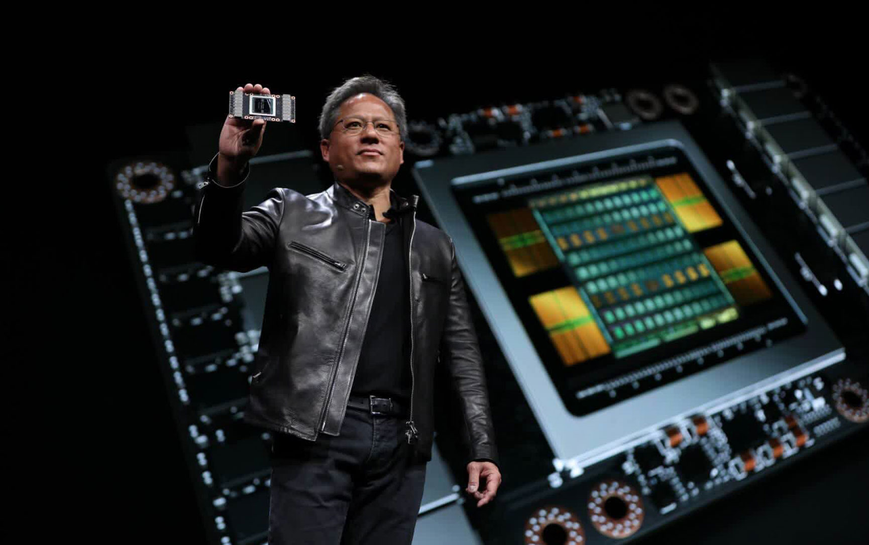 NVIDIA's CEO Has Made It On To Time's 100 Most Influential People List