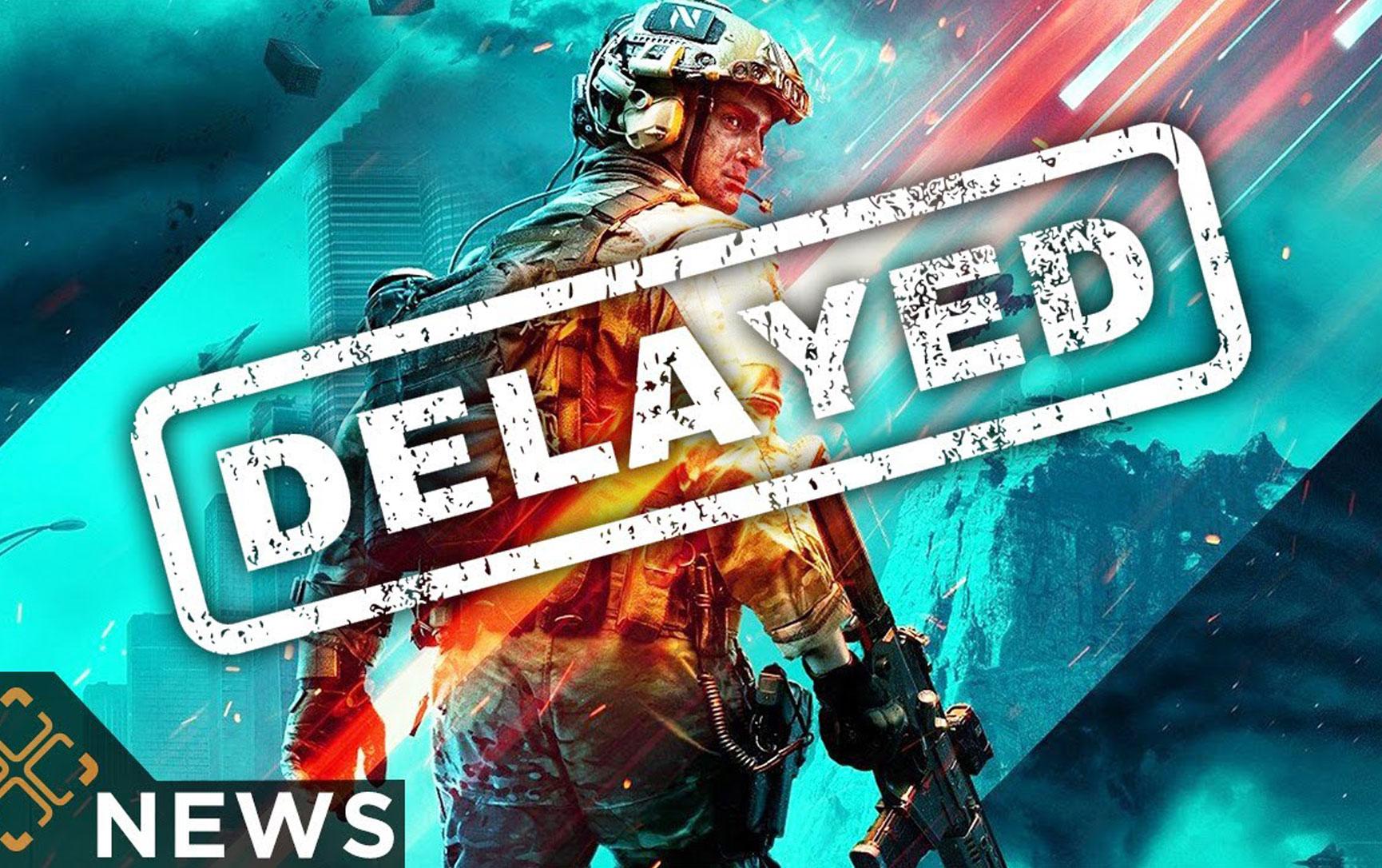 Battlefield 2042 Delayed To November 19