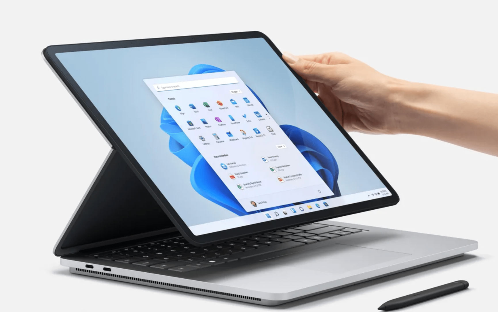 Microsoft unveils new Surface with Magic Keyboard-like design, 120Hz refresh rate, and more