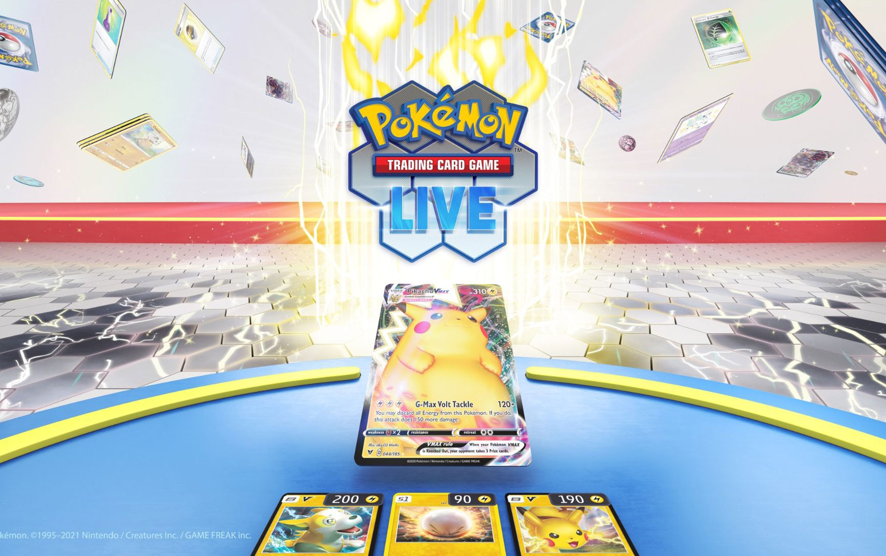 Pokémon TCG Live is coming to your iPhone and Mac soon