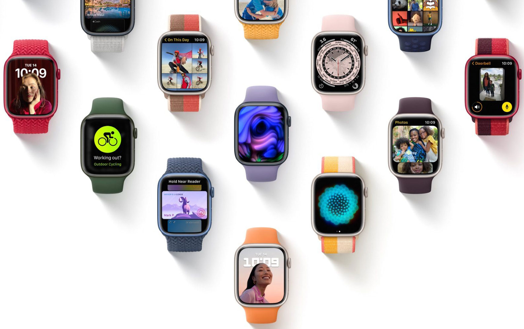 watchOS 8 for Apple Watch brings Health Sharing to familiesdoctors, Always-On display upgrade, Mindfulness app, new watch faces, more
